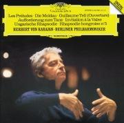 "Smetana: The Moldau / Liszt: Les Préludes; Hungarian Rhapsody No.5 / Weber: Invitation to the Dance / Rossini: ""William Tell"" Overture"