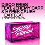 Heartbeat (feat. Jeremy Carr & Hyper Crush) [Loopers Remix]
