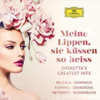 Meine Lippen sie küssen so heiss - Operetta's Greatest Hits