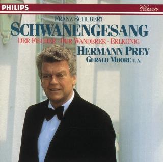 Franz Schubert: Schwanengesang, D.957 - Der Wanderer, D.493 - Der Fischer, D.225 - Erlkönig, D.328