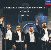 The Three Tenors - In Concert - Rome 1990
