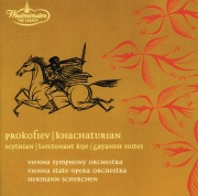 Prokofiev: Scythian Suite; Lieutenant Kijé / Khachaturian: Gayaneh