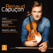Lalo: Symphonie espagnole - Bruch: Violin Concerto