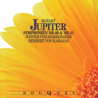 W.A. Mozart: Jupiter Symphonie