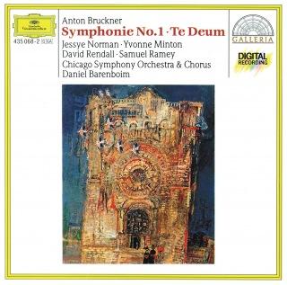 Bruckner: Symphony No.1; Te Deum