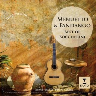 Menuetto & Fandango: Best of Boccherini