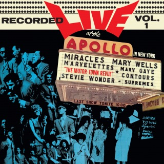 Recorded Live At The Apollo, The Motortown Revue (Vol. 1)