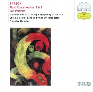Bartók: Piano Concertos Nos.1 & 2; Two Portraits