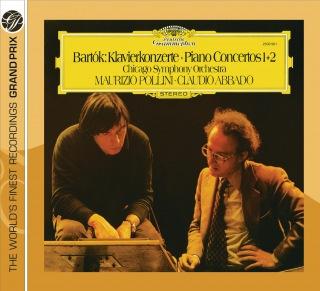バルトーク:ピアノ協奏曲
