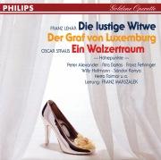 Die lustige Witwe - Ein Walzertraum - Der Graf von Luxemburg