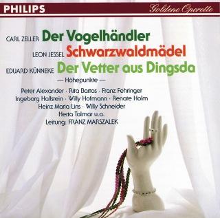 Der Vogelhändler - Schwarzwaldmädel - Der Vetter aus Dingsda