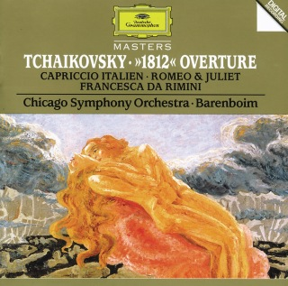 "Tchaikovsky: ""1812"" Overture; Capriccio italien; Romeo & Juliet; Francesca da Rimini"