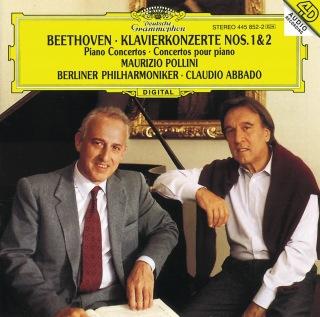 Beethoven: Piano Concertos Nos.1 & 2