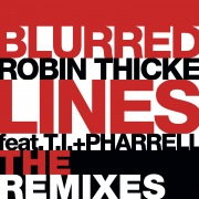 Blurred Lines (The Remixes) feat. T.I., Pharrell Williams