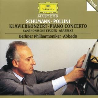 Schumann: Piano Concerto; Symphonic Etudes