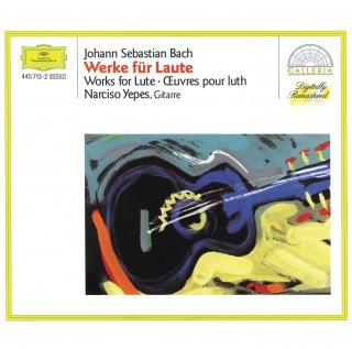 ナルシソ・イエペス / J S  Bach: Works for Lute - OTOTOY