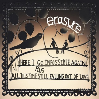 Here I Go Impossible Again (Single Mix) / All This Time Still Falling Out of Love