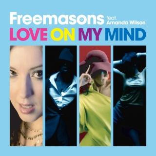 Love On My Mind (feat. Amanda Wilson)
