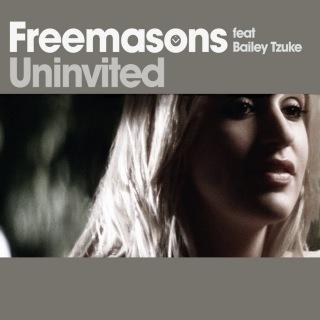 Uninvited (feat. Bailey Tzuke)
