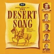The Desert Song/ New Moon