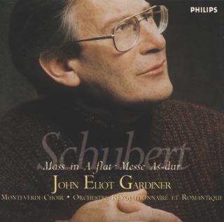 Schubert: Mass in A flat D678; Stabat Mater D175: Hymn to the Holy Spirit D948; Psalm 92 D953