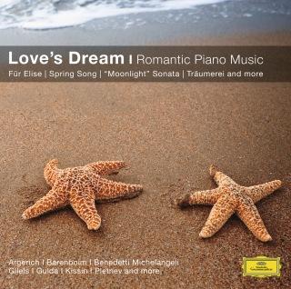 Love's Dream - Romantic Piano Music