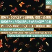 Dvorák: Requiem & Symphony No. 8 (Live)