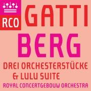 Berg: 3 Orchesterstücke & Lulu Suite (Live)