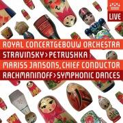 Stravinsky: Petrushka - Rachmaninoff: Symphonic Dances (Live)