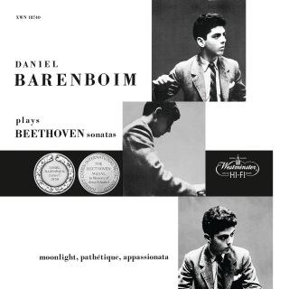 """Beethoven: Piano Sonata No.8, Op. 13 -""""Pathétique""""; Piano Sonata No.14, Op.27 No.2 -""""Moonlight""""; Piano Sonata No. 23, Op. 57 -""""Appassionata"""""""