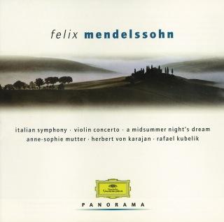 Mendelssohn: Violin Concerto; A Midsummer Night's Dream
