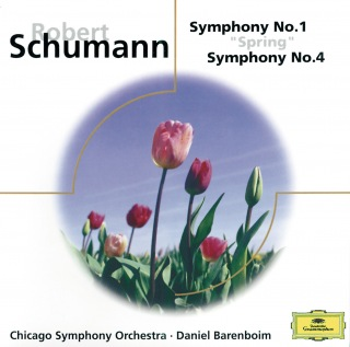 "Schumann: Symphony No. 1 ""Spring""; Symphony No. 4"