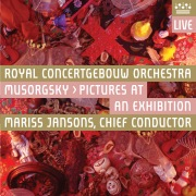Mussorgsky: Pictures at an Exhibition (Live)