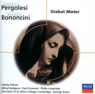 Pergolesi, Bononcini: Stabat Mater