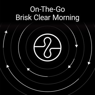 On The Go : Brisk Clear Morning
