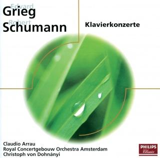 Schumann, Grieg: Klavierkonzerte