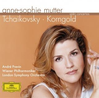 Tchaikovsky / Korngold: Violin Concertos