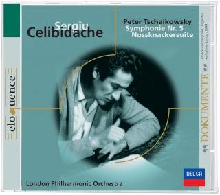 Celibidache: Tschaikowsky 5. Sinfonie