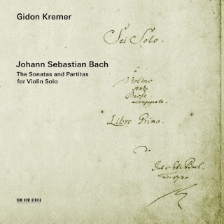 Bach: The Sonatas and Partitas for Violin Solo