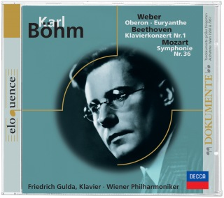 Elodokumente: Karl Böhm: Mozart / Beethoven / Weber