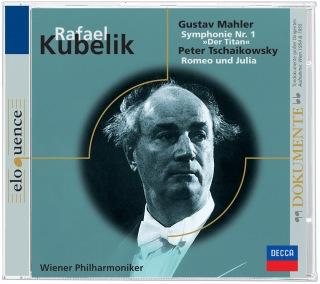 EloDokumente: Kubelik: Mahler 1. Sinfonie +