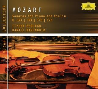 Mozart: Violin Sonatas K. 301, 304, 378 & 526