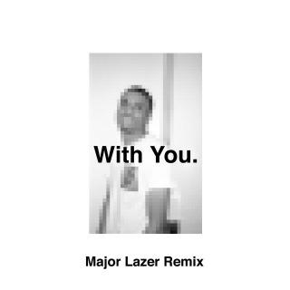 Ghost (feat. Vince Staples) [Major Lazer Remix]