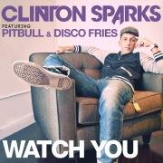 Watch You (feat. Pitbull & Disco Fries) [Radio Edit]