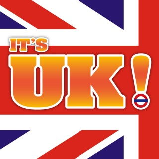 It's UK!