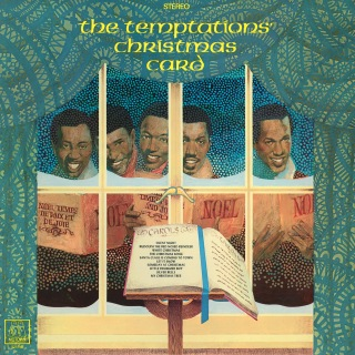The Temptations' Christmas Card
