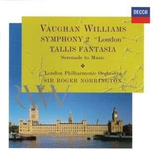 Vaughan Williams: Symphony No. 2; Tallis Fantasia; Serenade To Music