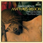 Schütz: Matthäus-Passion