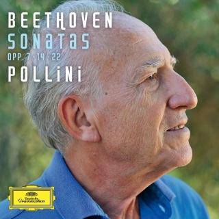Beethoven: Sonatas Opp.7, 14 & 22