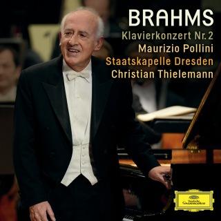 Brahms: Klavierkonzert Nr. 2 (Live From Semperoper, Dresden / 2013)